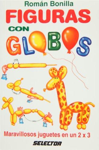Figuras usa - Manualidades con globos ...
