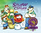 img - for Snow Clones - VeggieTales Mission Possible Adventure Series #5: Personalized for Genesis (Girl) c0614 book / textbook / text book