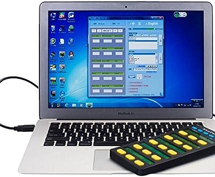 CELINEZL Teclado Teclado Personalizado/Teclado DIY con ...