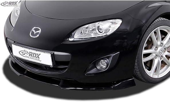 RDX Racedesign RDHL478 Trunk Spoiler Lip MX5 2005-2008 NC Abs Black