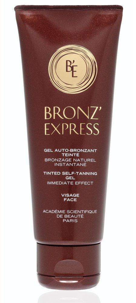 Academie BRONZ'EXRESS getönte Selbstbräunungsgel mit Soforteffekt 75 ml Académíe 16451