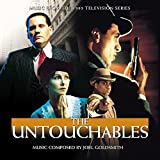 UNTOUCHABLES, THE - Music from the 1993 Television Series (Original Soundtrack Recordings-2 CD SET)