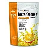 InstaKetones® +Organic Caffeine (Orange Burst) 11.7g BHB Per Scoop (+Caffeine) (30 Servings) Exogenous Ketones