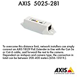 Axis Communications T8129 PoE Extender Repeater RJ-45/RJ-45 (5025-281)