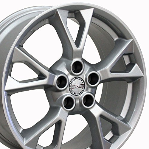 18×8 Wheel Fits Nissan – Maxima Style Silver Rim