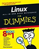 img - for Linux All-in-One Desk Reference For Dummies (For Dummies (Computer/Tech)) book / textbook / text book