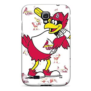 New St. Louis Cardinals Tpu Case Cover, Anti-scratch Holety Phone Case For Galaxy S4
