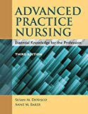 Advanced Practice Nursing:Essential Knowledge for the Profession, Third Edition is a core advanced practice text used in both Master's Level and DNP programs. The Third Edition is a unique compilation of existing chapters from a variety of high-level...