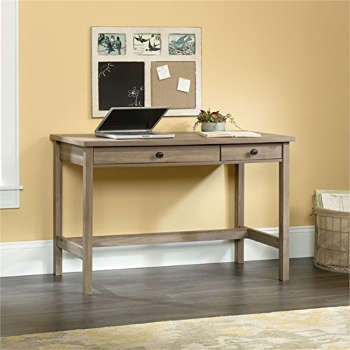 Pemberly Row Writing Desk in Salt Oak by Pemberly Row