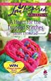 A Heart for the Dropped Stitches, Janet Tronstad, 0373813651