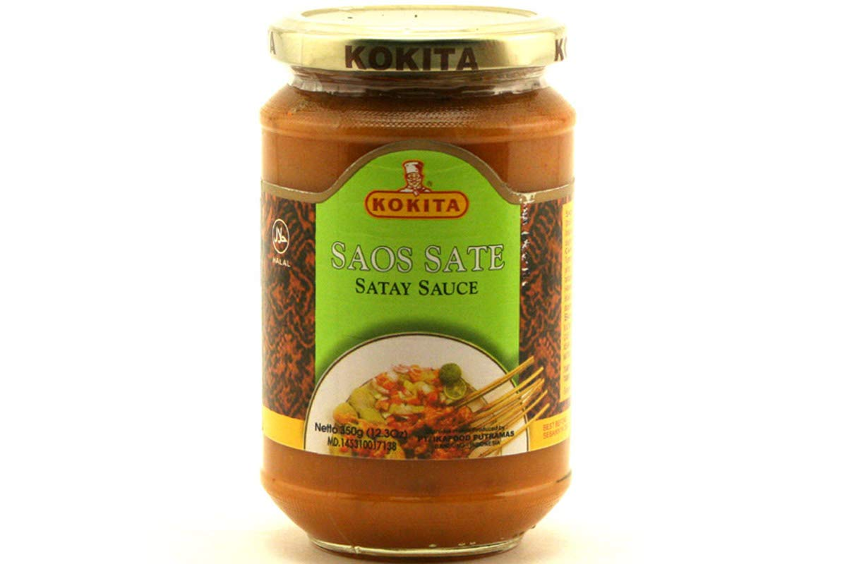 Saos Sate Satay Sauce 12 3oz Pack Of 1 Amazon Com Grocery Gourmet Food