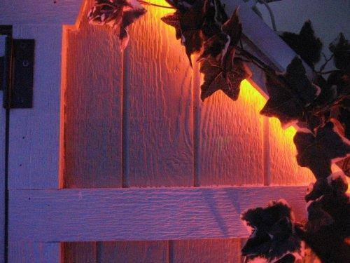 10ft rope lights orange deep amber led rope light kit 10led save aloadofball Choice Image
