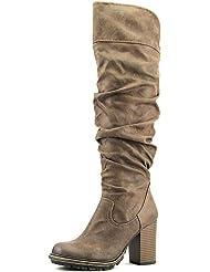 7 Dials Women's Senorita Tall Slouch Boot