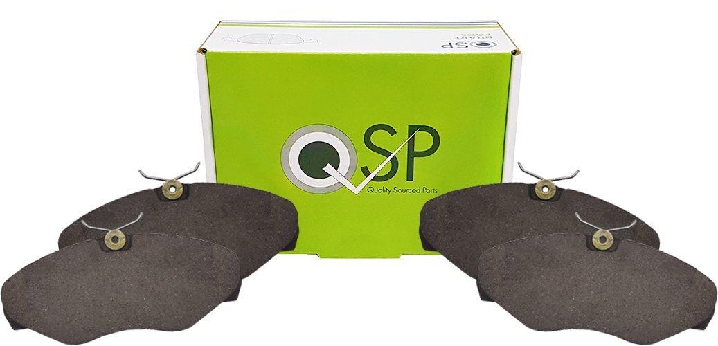 QSP Car Front Brake Pads Set of 4 QSPWBP00512