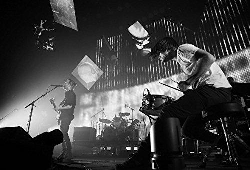 Get Motivation Radiohead English Rock Band from Abingdon Thom Yorke Jonny Greenwood Ed O'Brien Colin Greenwood Philip Selway 12 x 18 inch Poster