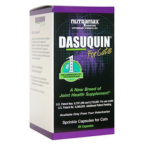 Sprinkle Cosequin (Nutramax Dasuquin Capsules, 84 Count)