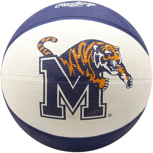 Memphis Tigers Logo Basketballs | TnCompare.com