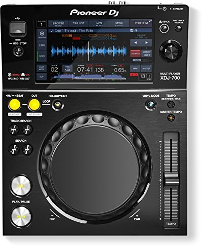 Cheapest Prices! Pioneer Pro DJ XDJ-700 Digital Multi Media Player