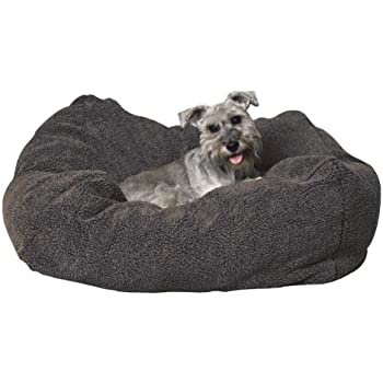 """K&H Pet Products Cuddle Cube Pet Bed Small Gray 24"""" x 24"""""""