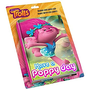 Disney - Trolls Agenda LED, tr17062: Amazon.es: Juguetes y ...