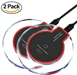 Wireless Charger,Youlifang 2-pack S6/S7/8 Wireless Charger Pad - Best Reviews Guide