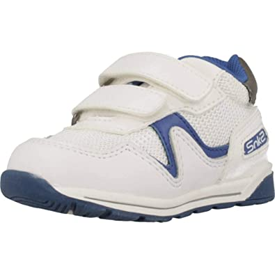 Zapatillas para niño, Color Blanco, Marca CHICCO, Modelo Zapatillas para Niño CHICCO Grant Blanco: Amazon.es: Zapatos y complementos