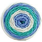 Premier Sweet Roll Yarn - Spearmint Pop