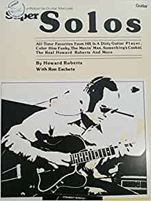Howard roberts guitar book pdf