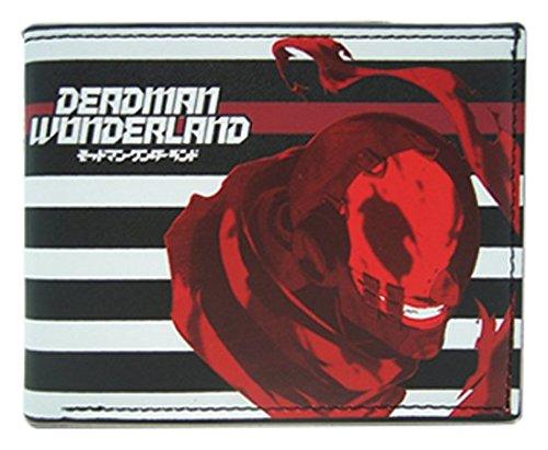Great Eastern Entertainment Deadman Wonderland Wretched Egg Bi-Fold Wallet (Scroll Wonderland)