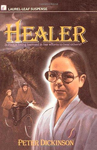 Read Online Healer (Laurel Leaf Suspense) PDF