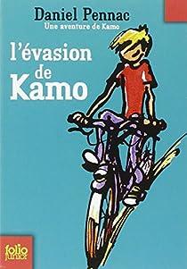 Une aventure de Kamo, Tome 4 : L'évasion de Kamo par Pennac