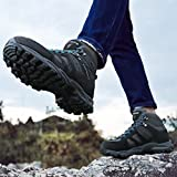 HIFEOS Hiking Boots Leather Trekking Shoes