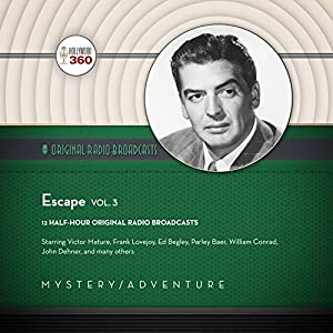 Escape, Vol. 3 Radio/TV Program