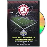 2009 SEC Championship DVD:Alabama