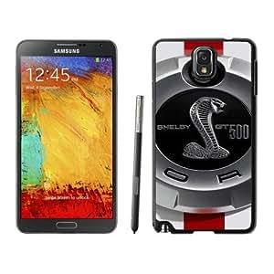 Ford Mustang Black Fashion Customize Design Samsung Galaxy Note 3 N900A N900V N900P N900T Phone Case