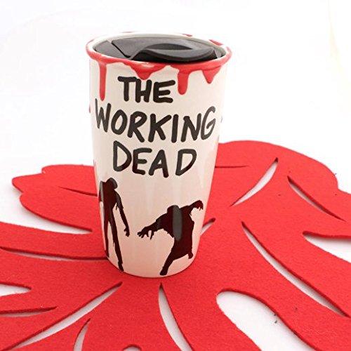 Working Dead Eco Travel Mug -