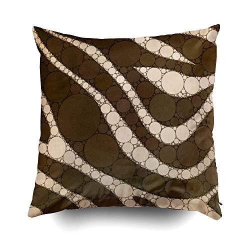 Almohada de sofá Funda de cojines decorativos con detalles ...
