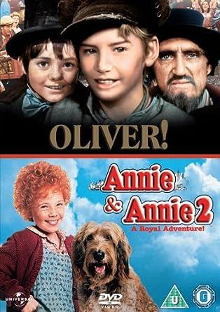 Annie/Annie 2/Oliver [DVD] by Joan Collins: Amazon.es: Joan ...