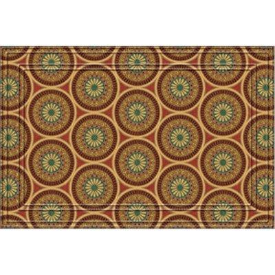 BuyMATS Inc. Naturelles Medallions Doormat