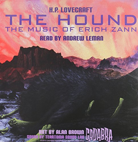 H.P. Lovecraft - Hound & the Music of Erich Zann