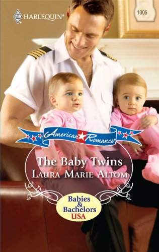 book cover of The Baby Twins
