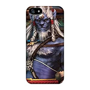 Durable Defender Case For Iphone 5/5s Tpu Cover(final Fantasy)