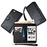 Luxury FULL Wallet iPhone 6 6S Case Real Nappa Soft Leather. The Royale