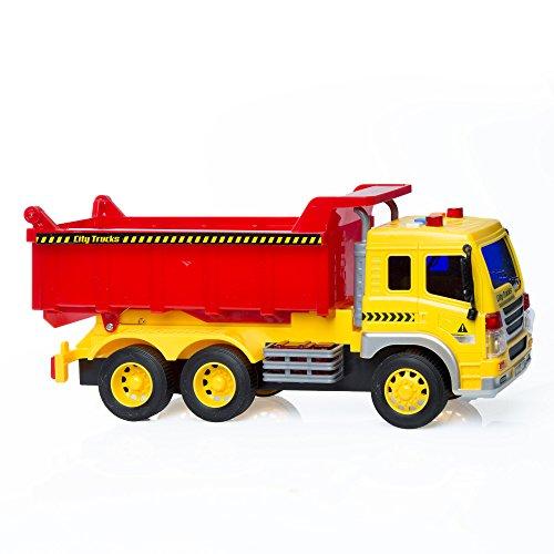 dump trucks with sound - 3