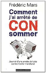 COMMENT J'AI ARRETE DE CONSOMM