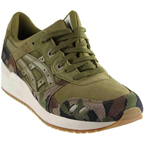 Asics Gel Iii Camo Lyte Mens Athleticamp; Sneakers 76Ygbyf