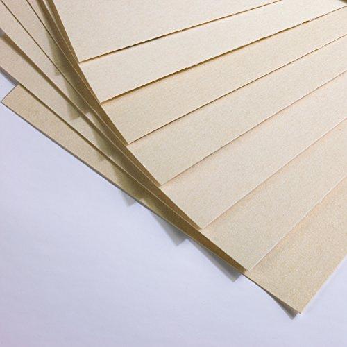 12 x 18 UART Premium Sanded Pastel Paper - Grade 400 Pack of 10