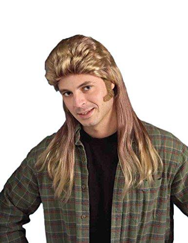 Forum Novelties Long Mullet Wig Costume Accessory -