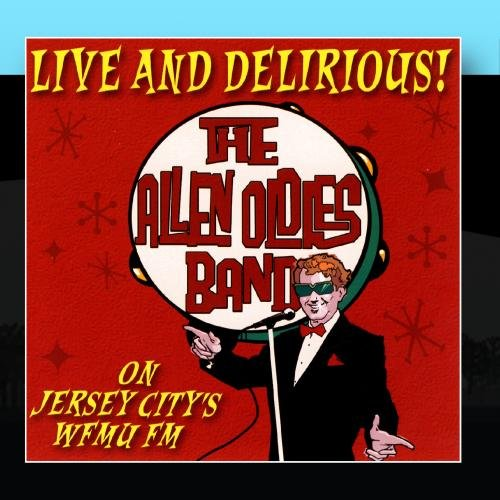 Live And Delerious On Jersey City's WFMU FM