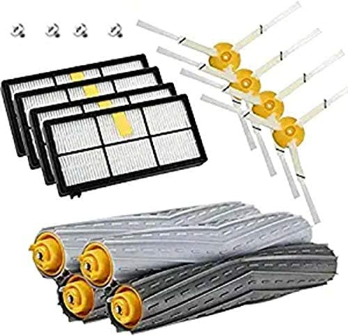 3 Arm Side Brush Filter for iRobot Roomba 800 900 series 870 880 980